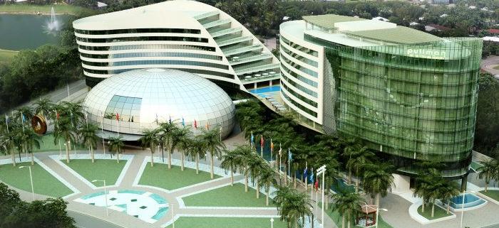 Trung tâm hội nghị triển lãm Vũng Tàu